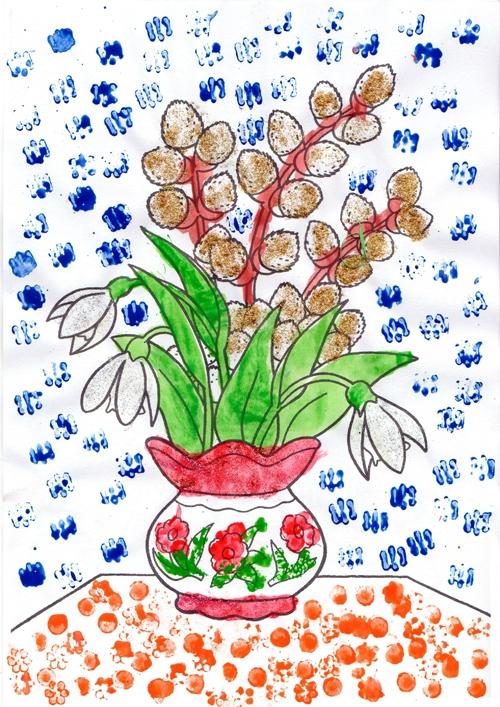 Agârbiceanu Irina - Grupa mică flori